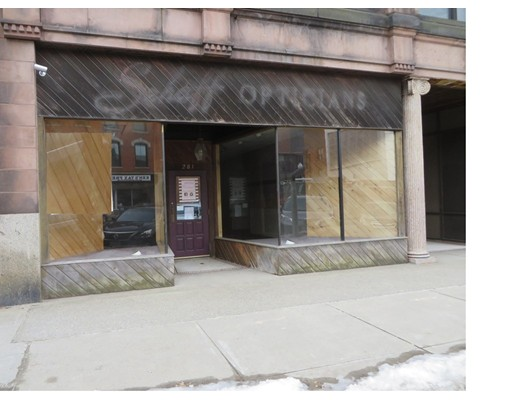 Commercial for Rent at 275 Main Street 275 Main Street Greenfield, Massachusetts 01301 United States