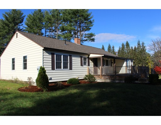 Single Family Home for Sale at 280 Walnut Hill Road Orange, Massachusetts 01364 United States