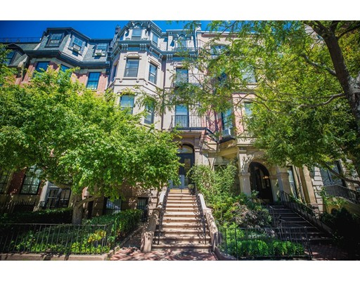 Condominium for Sale at 338 Beacon Street 338 Beacon Street Boston, Massachusetts 02116 United States