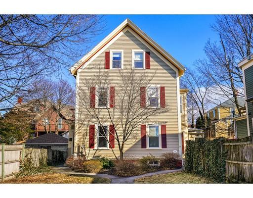 شقة بعمارة للـ Sale في 33 Palfrey Street 33 Palfrey Street Watertown, Massachusetts 02472 United States