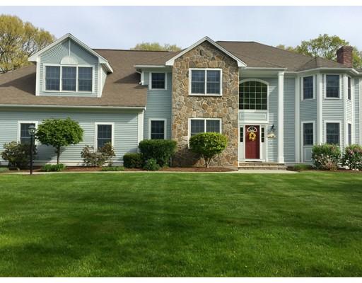 واحد منزل الأسرة للـ Sale في 17 Copeland Drive 17 Copeland Drive Bedford, Massachusetts 01730 United States