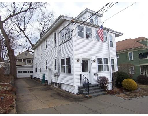 Casa Multifamiliar por un Venta en 13 Scituate Street 13 Scituate Street Arlington, Massachusetts 02476 Estados Unidos