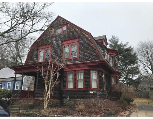 Single Family Home for Sale at 70 Borden Street 70 Borden Street New Bedford, Massachusetts 02740 United States
