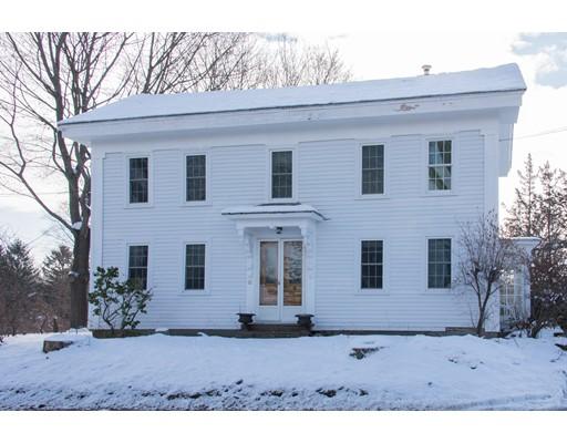 Maison unifamiliale pour l Vente à 37 Cherry Hill Street 37 Cherry Hill Street West Newbury, Massachusetts 01985 États-Unis
