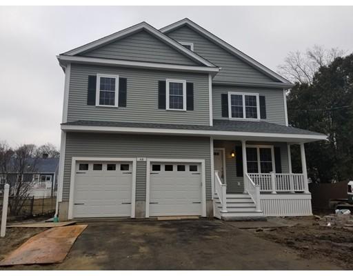 Частный односемейный дом для того Продажа на 48 George Street 48 George Street Arlington, Массачусетс 02476 Соединенные Штаты