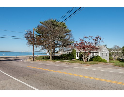 Single Family Home for Sale at 439 Neck Street 439 Neck Street Weymouth, Massachusetts 02191 United States