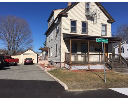 Multi-Family Home for Sale at 25 Kilmer Avenue 25 Kilmer Avenue Taunton, Massachusetts 02780 United States