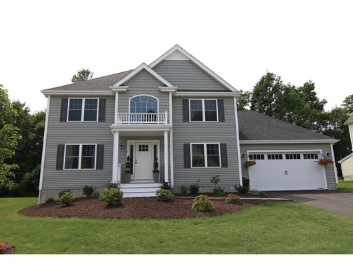 Single Family Home for Sale at 12 Hillcrest Cir(130 Tiffany Rd) 12 Hillcrest Cir(130 Tiffany Rd) Norwell, Massachusetts 02061 United States