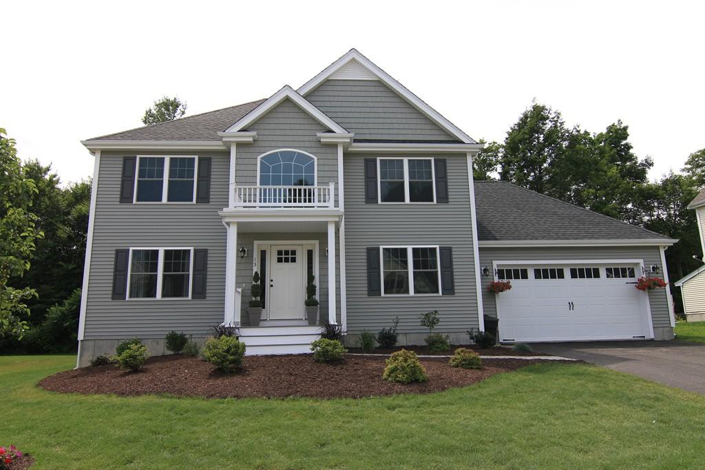 12 Hillcrest Cir(130 Tiffany Rd) Unit 29, Norwell, Massachusetts