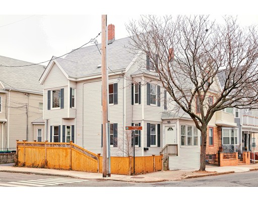 Single Family Home for Sale at 203 Pearl Street 203 Pearl Street Somerville, Massachusetts 02145 United States