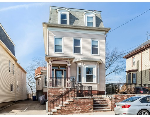 Condominium for Sale at 10 Austin Street 10 Austin Street Somerville, Massachusetts 02145 United States
