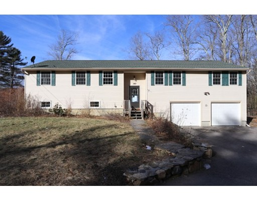 Single Family Home for Sale at 143 Fiskdale Road 143 Fiskdale Road Brookfield, Massachusetts 01506 United States