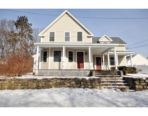 独户住宅 为 销售 在 88 Waltham Street 88 Waltham Street 梅纳德, 马萨诸塞州 01754 美国
