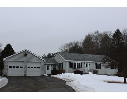 Частный односемейный дом для того Продажа на 86 West Road 86 West Road Northfield, Массачусетс 01360 Соединенные Штаты