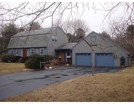Enfamiljshus för Försäljning vid 9 Fieldcrest Drive 9 Fieldcrest Drive East Bridgewater, Massachusetts 02333 Usa