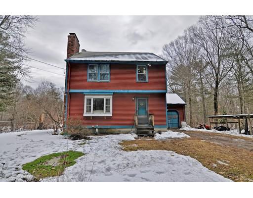 独户住宅 为 销售 在 4 Whipoorwill Ter Foster, 罗得岛 02825 美国