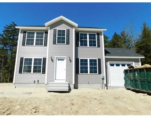 Appartement en copropriété pour l Vente à Lot 3 Cattail Circle #0 Lot 3 Cattail Circle #0 Rindge, New Hampshire 03461 États-Unis