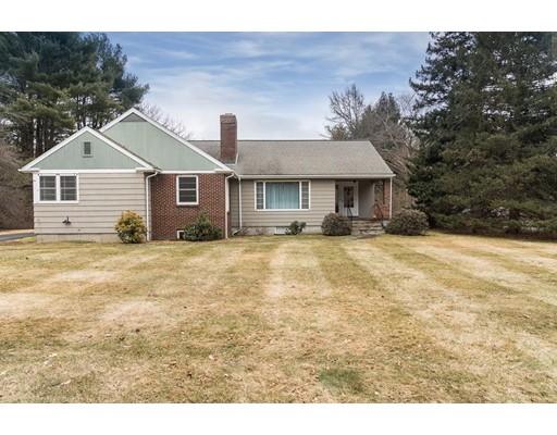 Maison unifamiliale pour l Vente à 256 Lincoln Road 256 Lincoln Road Lincoln, Massachusetts 01773 États-Unis