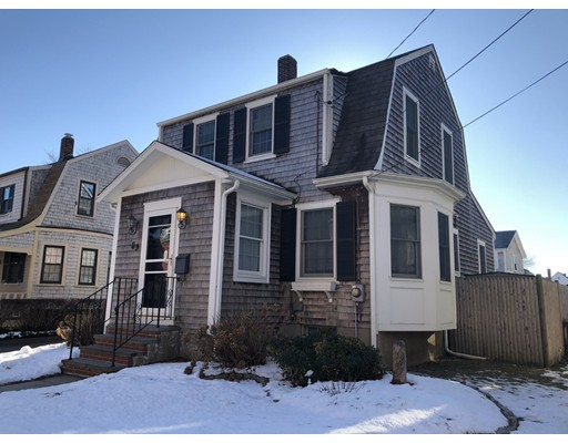 Single Family Home for Rent at 59 Union Street 59 Union Street Fairhaven, Massachusetts 02719 United States