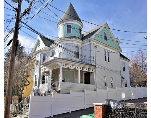 Multi-Family Home for Sale at 18 Dartmouth Somerville, Massachusetts 02145 United States