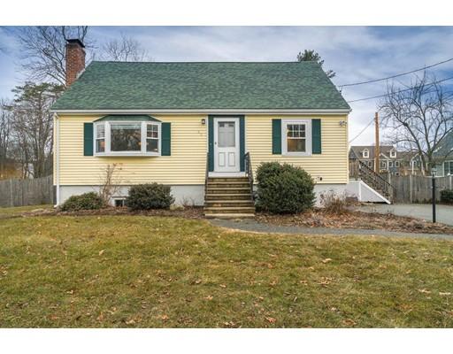 Maison unifamiliale pour l Vente à 95 Hartwell Road 95 Hartwell Road Bedford, Massachusetts 01730 États-Unis