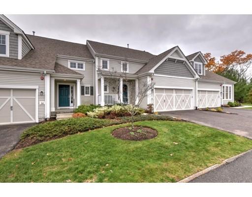 Appartement en copropriété pour l Vente à 36 Sienna Ln #36 36 Sienna Ln #36 Natick, Massachusetts 01760 États-Unis