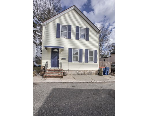Single Family Home for Sale at 10 Briggs Court 10 Briggs Court New Bedford, Massachusetts 02740 United States