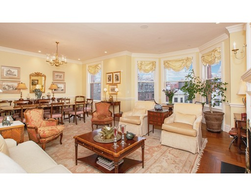 Condominium for Sale at 169 Marlborough Street 169 Marlborough Street Boston, Massachusetts 02116 United States