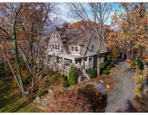 Single Family Home for Sale at 85 Montvale Road 85 Montvale Road Newton, Massachusetts 02459 United States