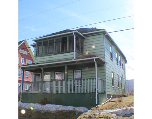 Multi-Family Home for Sale at 14 Hayes Avenue 14 Hayes Avenue Greenfield, Massachusetts 01301 United States