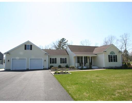 Частный односемейный дом для того Продажа на 2038 Billys Lane 2038 Billys Lane Dighton, Массачусетс 02715 Соединенные Штаты