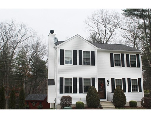 Single Family Home for Sale at 83 Red Fox Blvd 83 Red Fox Blvd Southbridge, Massachusetts 01550 United States