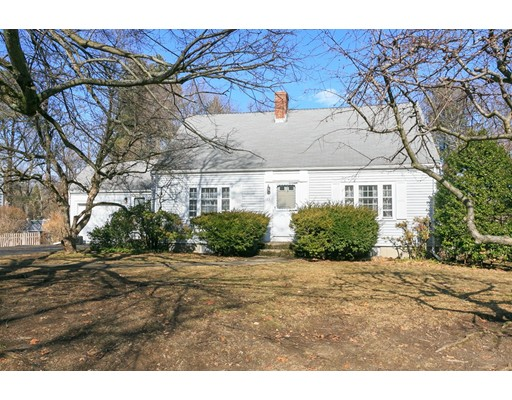 Single Family Home for Sale at 53 Rolling Lane 53 Rolling Lane Needham, Massachusetts 02492 United States