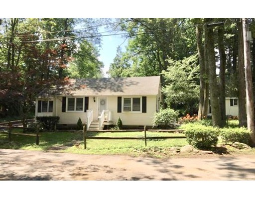 Single Family Home for Sale at 6 Ridge Road 6 Ridge Road Holland, Massachusetts 01521 United States