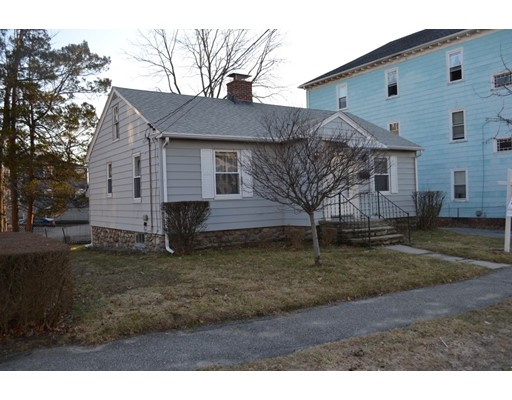 Single Family Home for Sale at 50 Andover Street 50 Andover Street Worcester, Massachusetts 01606 United States