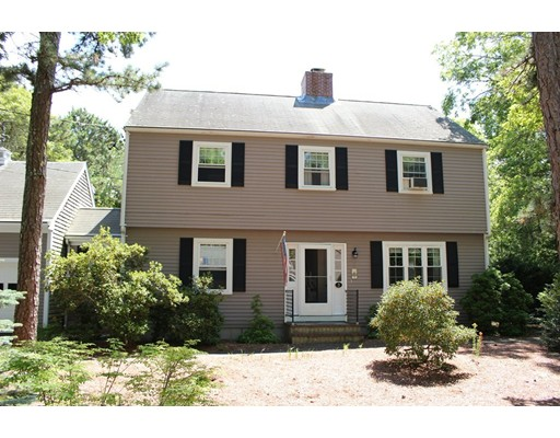 Single Family Home for Sale at 3 Eel River Road Falmouth, Massachusetts 02536 United States