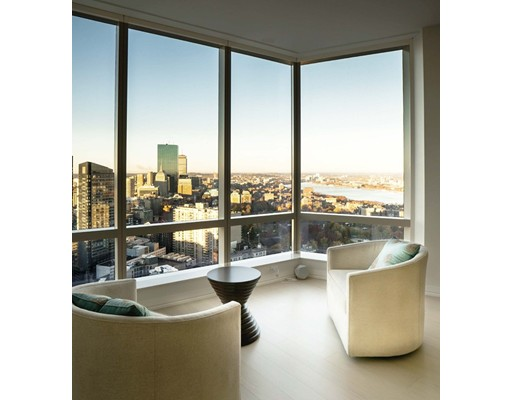 Condominium for Rent at 1 Franklin St #4001 1 Franklin St #4001 Boston, Massachusetts 02110 United States