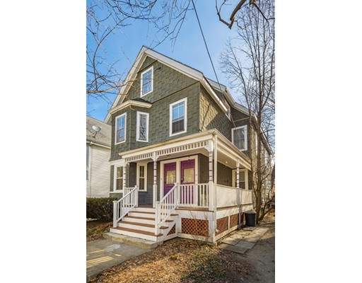 Multi-Family Home for Sale at 48 Creighton Street 48 Creighton Street Cambridge, Massachusetts 02140 United States