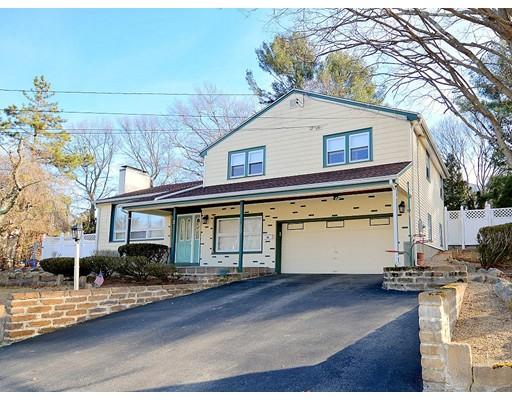 独户住宅 为 销售 在 20 Sunset Drive 20 Sunset Drive 伦道夫, 马萨诸塞州 02368 美国