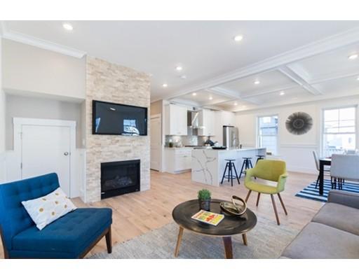 Condominium for Sale at 13 Lee Street 13 Lee Street Somerville, Massachusetts 02145 United States