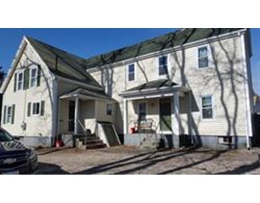 Casa Unifamiliar por un Alquiler en 147 Washington 147 Washington Taunton, Massachusetts 02780 Estados Unidos