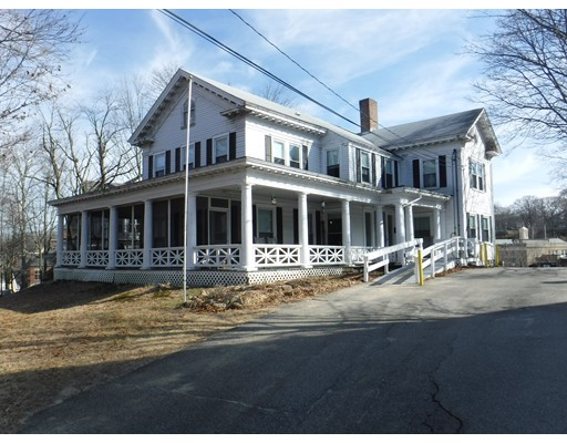 Commercial for Sale at 28 Front Street 28 Front Street Weymouth, Massachusetts 02188 United States
