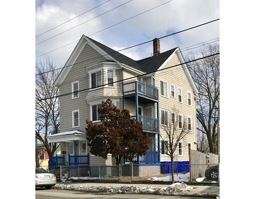 Single Family Home for Rent at 681 Broadway Pawtucket, Rhode Island 02860 United States