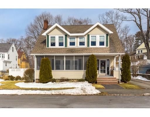 Casa Unifamiliar por un Venta en 2 Lindbergh Road Wakefield, Massachusetts 01880 Estados Unidos