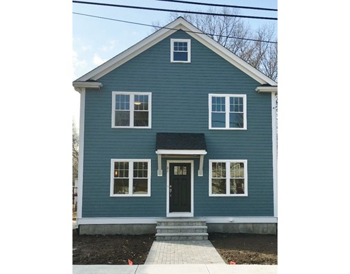 Single Family Home for Sale at 21 Goethe Street 21 Goethe Street Boston, Massachusetts 02132 United States