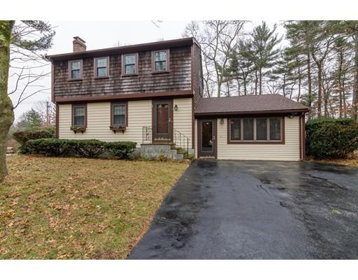 Maison unifamiliale pour l Vente à 14 Gardner Street 14 Gardner Street Rockland, Massachusetts 02370 États-Unis