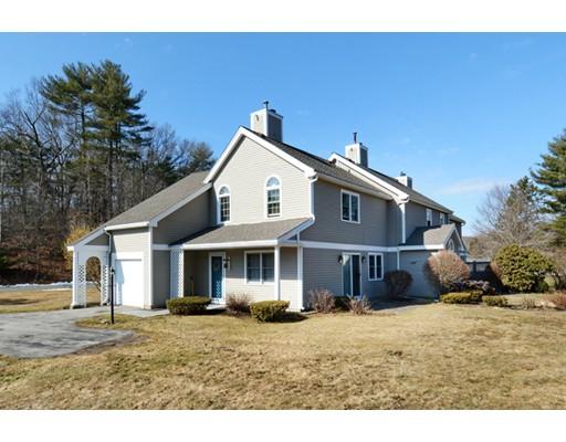 Condominium for Sale at 25 Ipswich Woods Drive Ipswich, Massachusetts 01938 United States