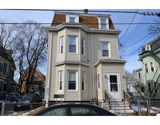 Multi-Family Home for Sale at 18 Irving Street 18 Irving Street Somerville, Massachusetts 02144 United States