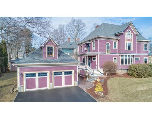 Частный односемейный дом для того Продажа на 265 Water Street 265 Water Street Clinton, Массачусетс 01510 Соединенные Штаты