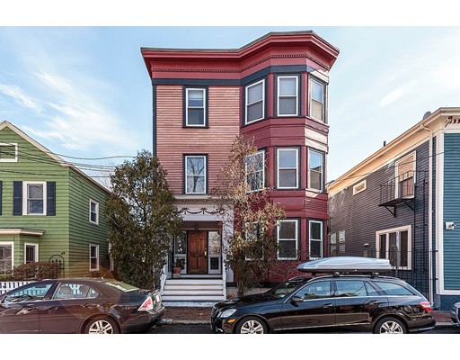 Condominium for Sale at 14 Salem Street 14 Salem Street Cambridge, Massachusetts 02139 United States